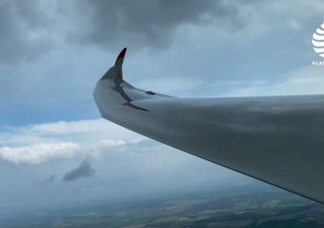PlanetSail Glider Video