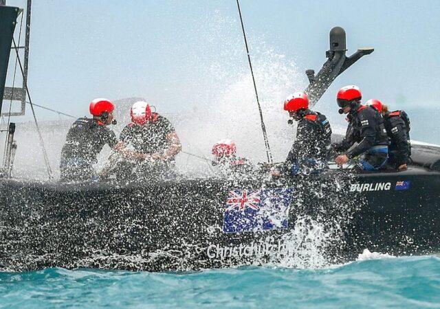 SailGP NZL