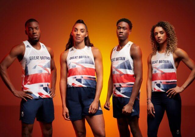 Team GB Adidas Kit