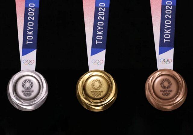 Tokyo 2020 Medals