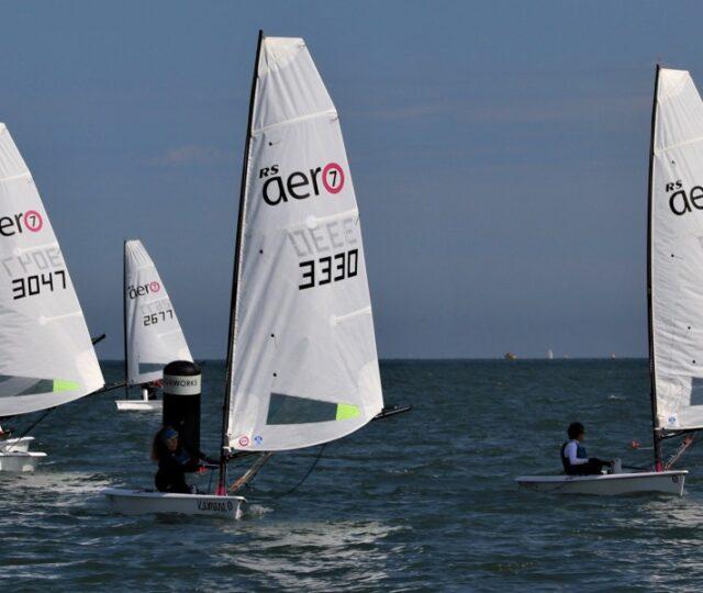 RS Aero - Lee On Solent
