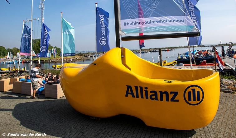Allianz Regatta Clog