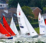 Cowes Week keelboats