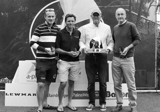 Marine Industry Cup Winners