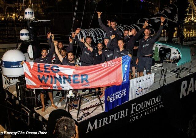 Ocean Europe Miripuri Win Leg3