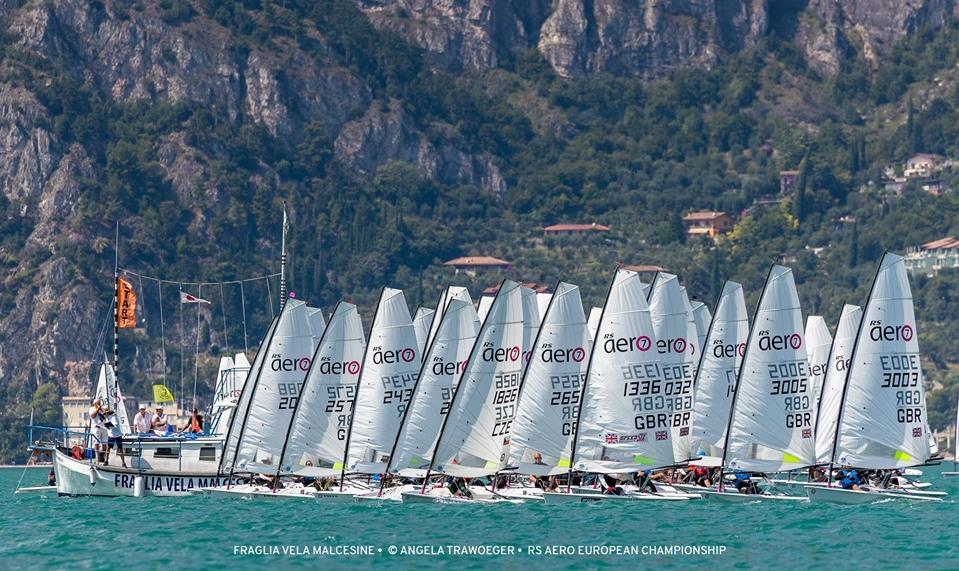 RS Aero - Lake Garda