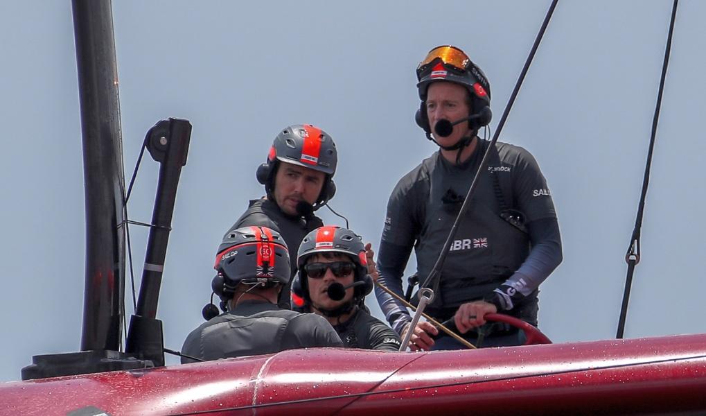 SailGP Italy - GBR - Goodison