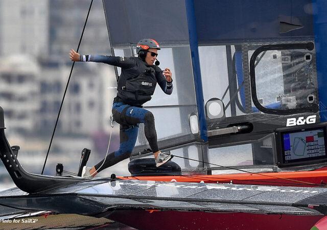 SailGP Italy - Paul Goodison_