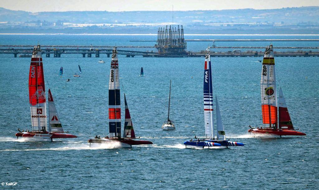 Goodison to continue the Great Britain SailGP winning streak?