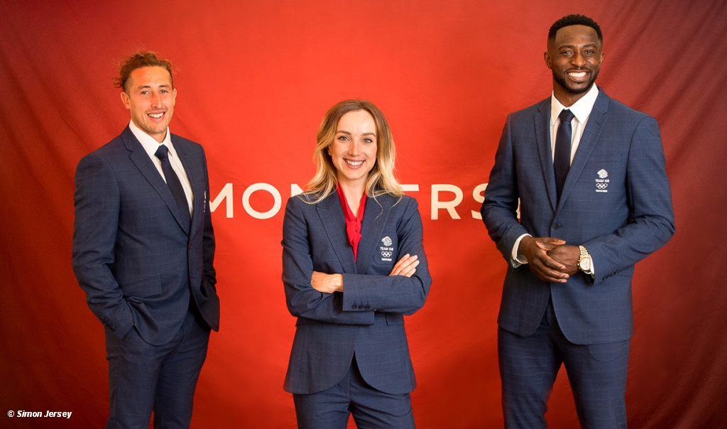 Olympic Team GB Suits 2021