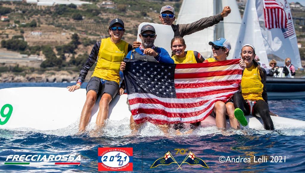 420 Worlds - Team USA - 2021