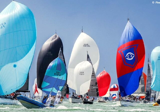 195th edition of Cowes Week