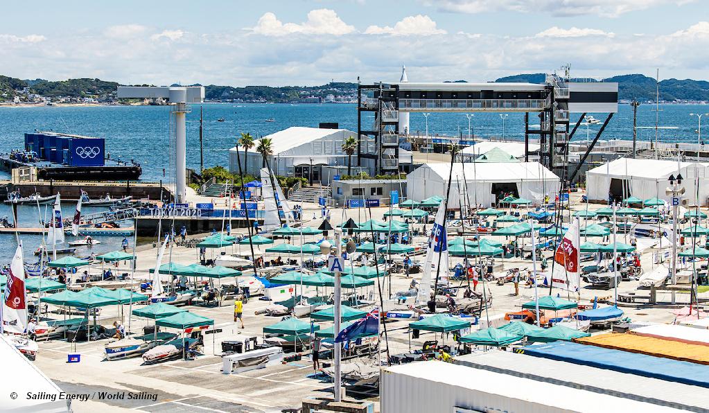 Tokyo Games Enoshima Sailing Centre