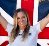 Hannah Mills Team GB