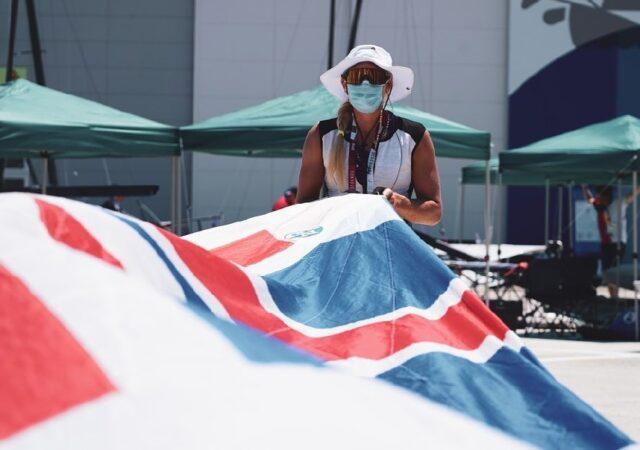 Tokyo Olympics - Team GB sailing