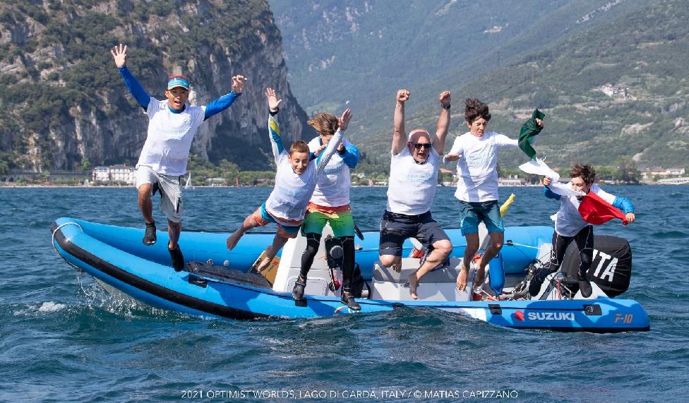 Optimist Team Worlds - Italy