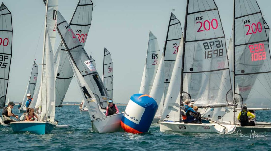 RS200 GP HISC Day 1