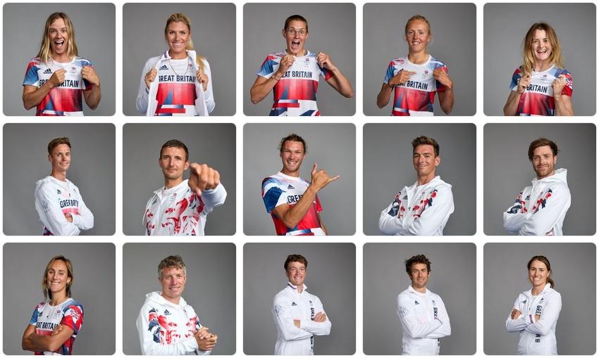 Team GB - Sailing 2020+11