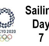 Tokyo 2020 Sailing Day 7