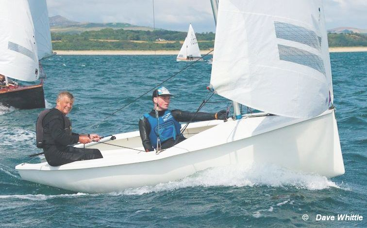 Albacore Europeans 2021 - Rook and Stow