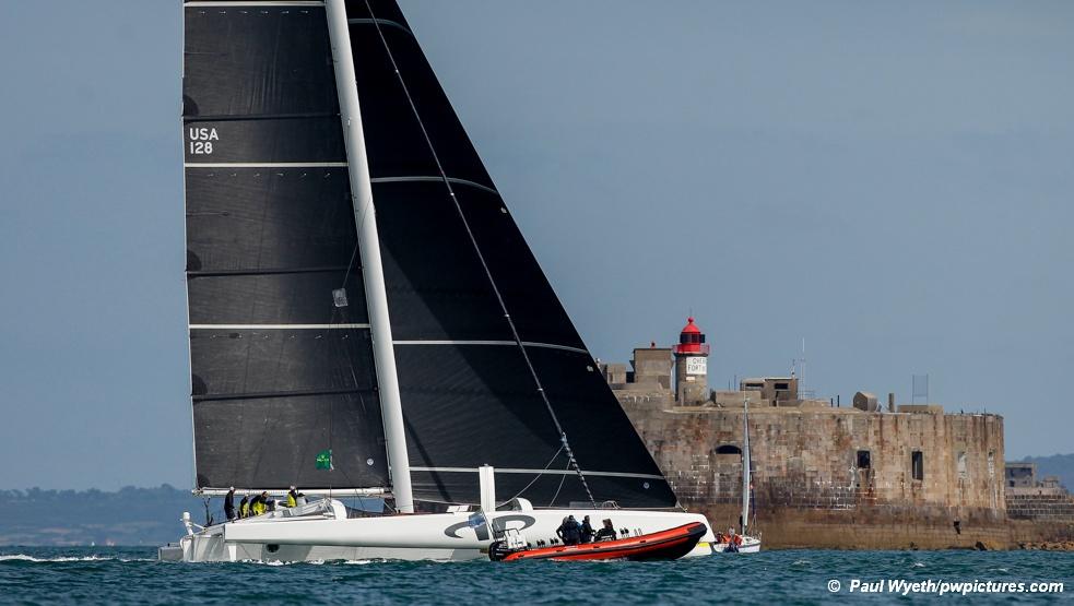Fastnet Race 2021 - Argo