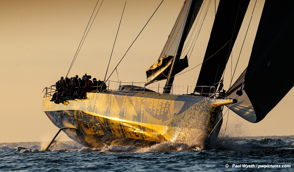 Fastnet Race - Skorpios Finish_
