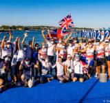 Sailing Team GB Tokyo 2020