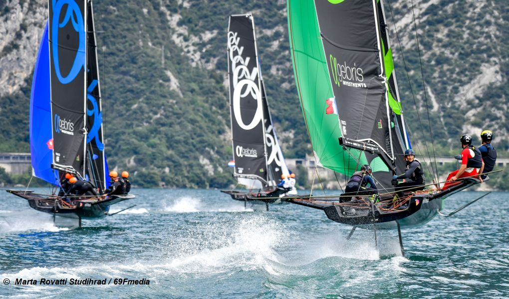 Persico 69F Lake Garda