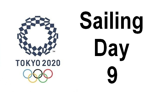 okyo 2020 Sailing Day 9