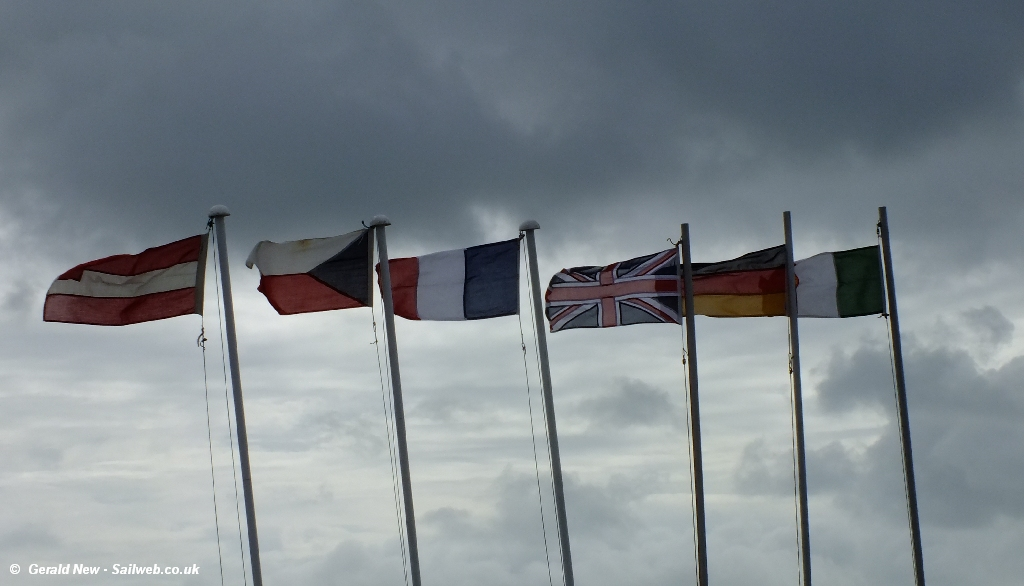 Hayling Island SC - National Flags 2021