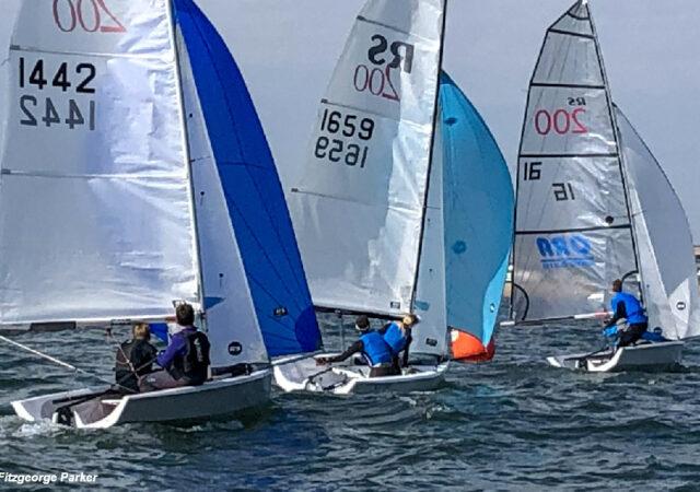 RS200 Shoreham Open