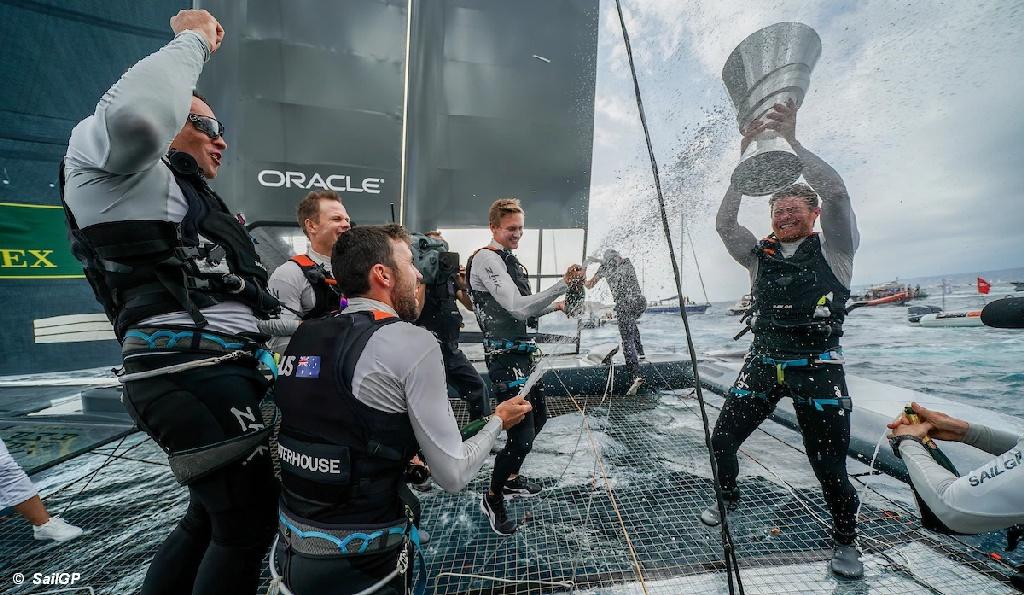 SailGP Grand Final