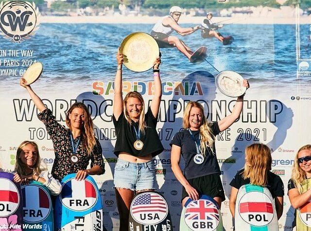 2021 Kite Worlds Final Women