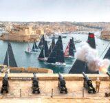 2021 Middle Sea Race Start