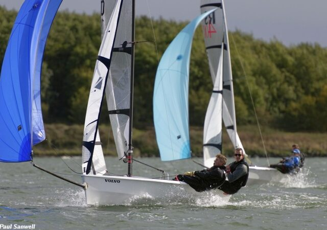 RS400 Inlands - Nick Craig and Toby Lewis