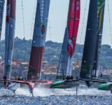SailGP France D2 Start 2021